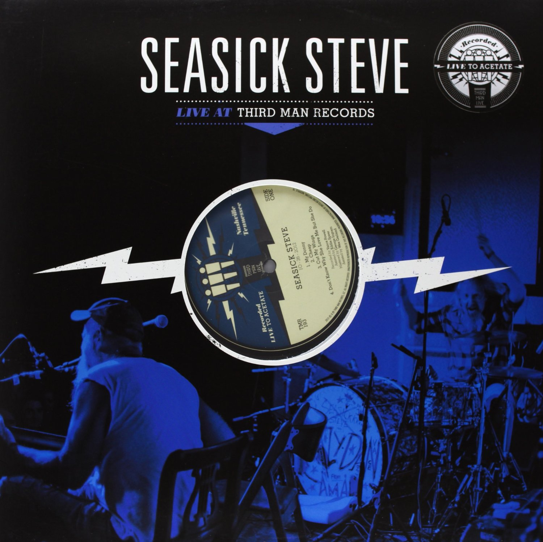 Seasick Steve Live