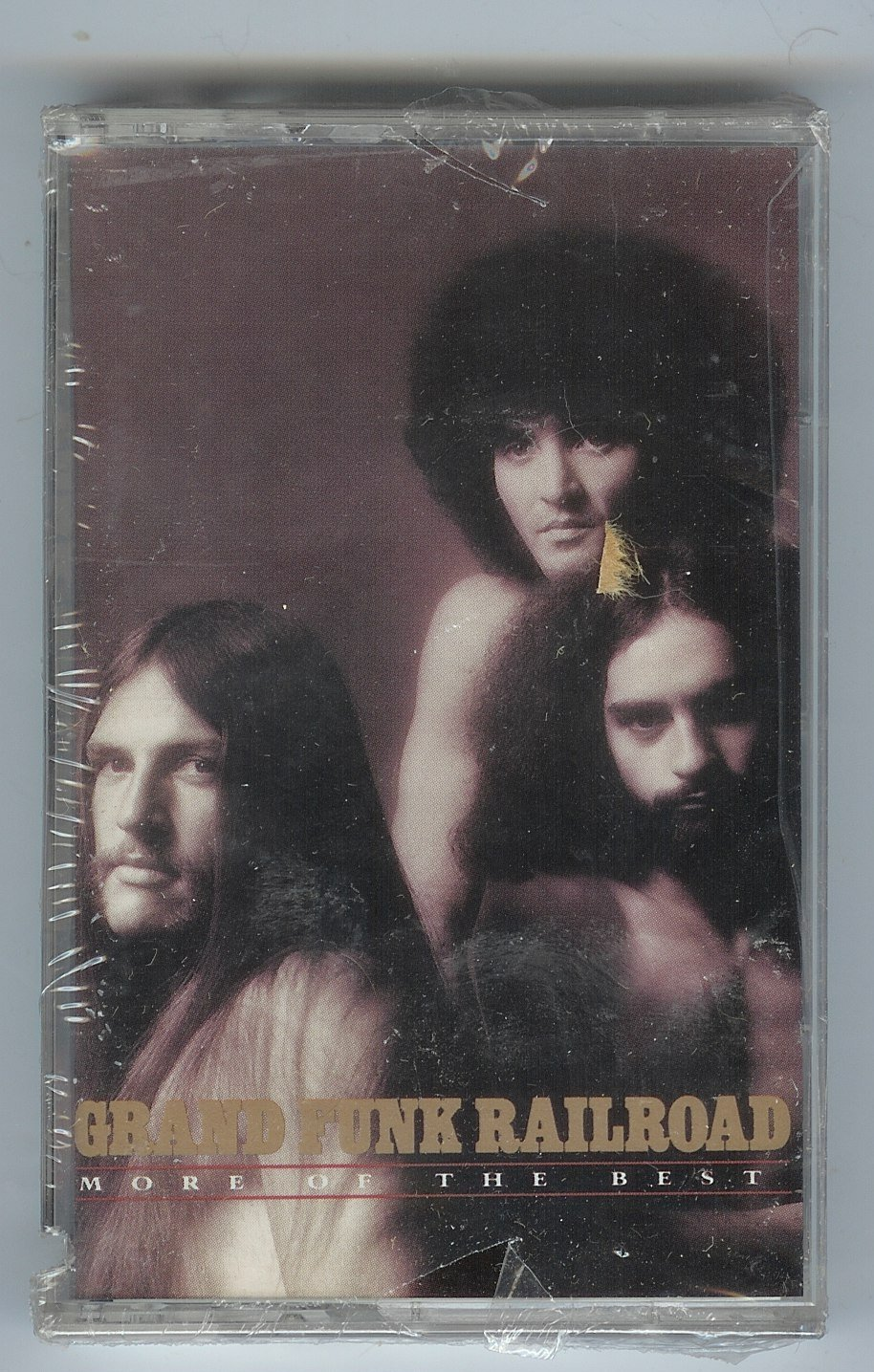 Grand Funk Railroad cassette