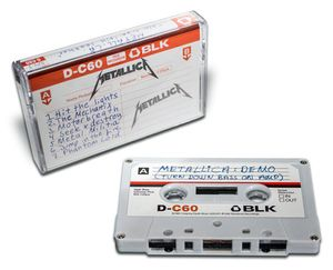 Metallica: No Life Til Leather Cassette