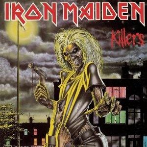 iron maiden vinyl cassette