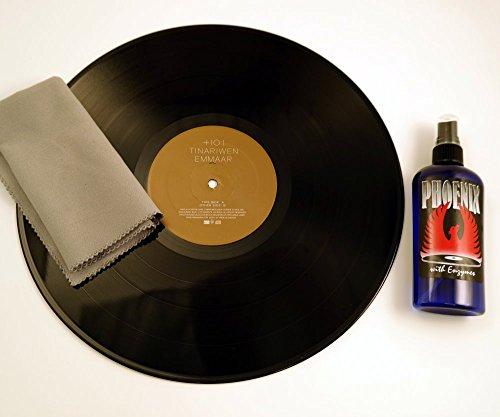 vinyl cleaning cassete