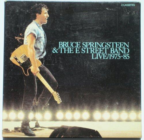 bruce springsteen cassette vinyl