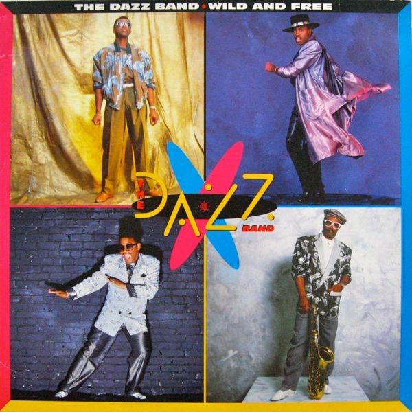 Dazz Band vinyl cassette