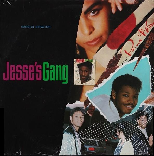 Jesse's Gang vinyl cassette