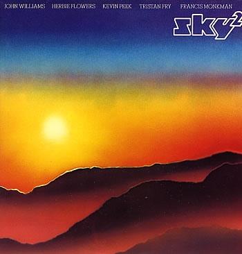 Sky vinyl cassette