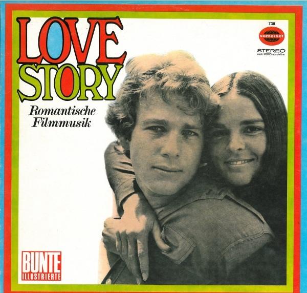love story vinal cassette