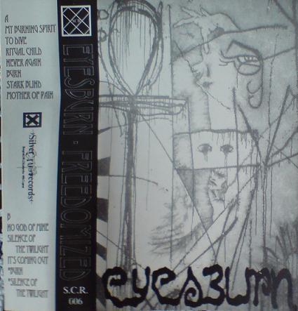 Eyesburn cassette vinyl