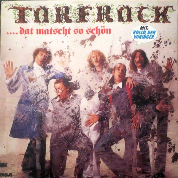 Torfrock vinyl cassette