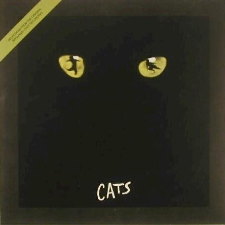 cats vinyl cassette