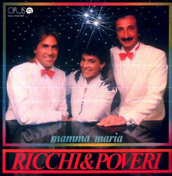 Ricchi & Poveri vinyl cassette