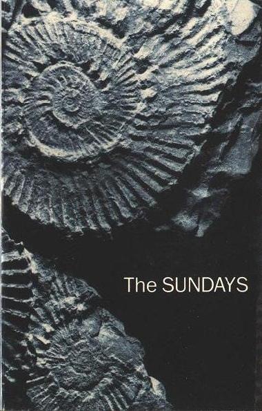 sundays vinyl cassette