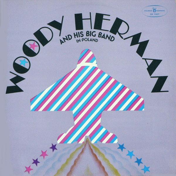 Woody Herman vinyl cassette