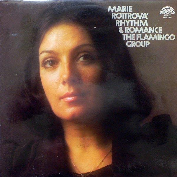 Marie Rottrová vinyl cassette