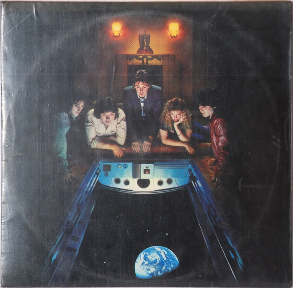 Wings – Back To The Egg [vinyl] – Hiss and Groove
