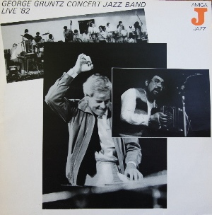 george gruntz vinyl cassette