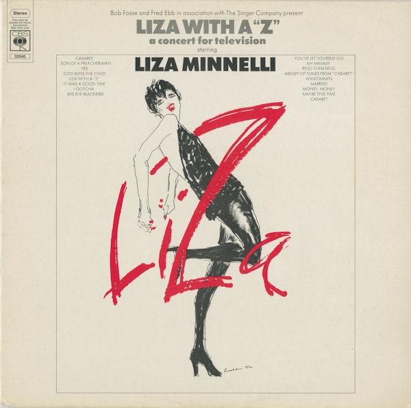 Liza Minnelli vinyl cassette