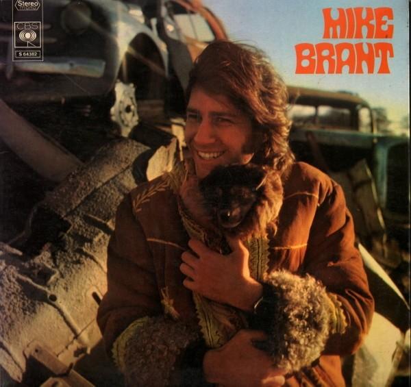 mike brant vinyl cassette