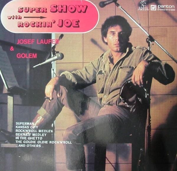 Josef Laufer vinyl cassette