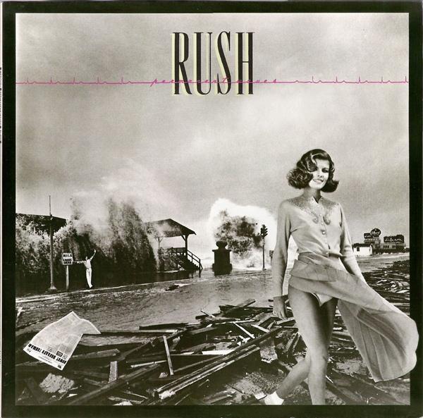 rush vinyl cassette