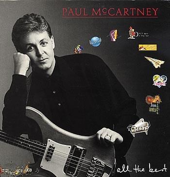 mccartney vinyl cassette