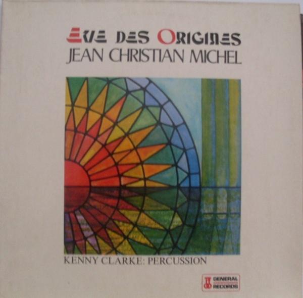 Jean-Christian Michel vinyl cassette