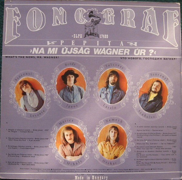 Fonográf vinyl cassette