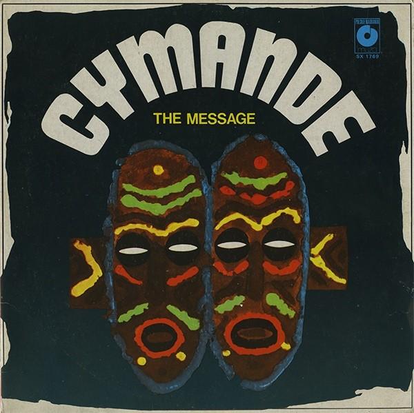 Cymande vinyl cassette