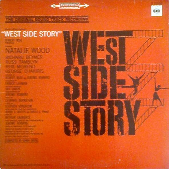 west side story vinyl cassette