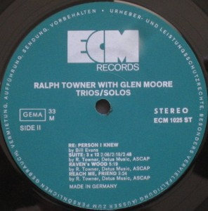 Ralph Towner with Glen Moore
