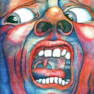 King Crimson vinyl cassette