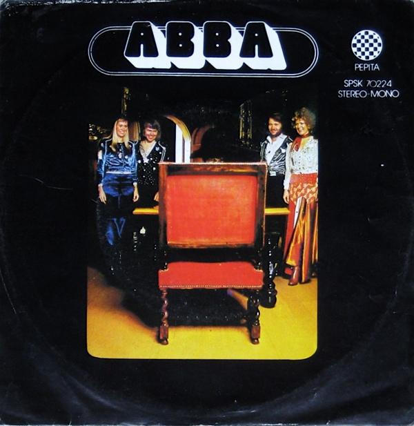 abba vinyl cassette