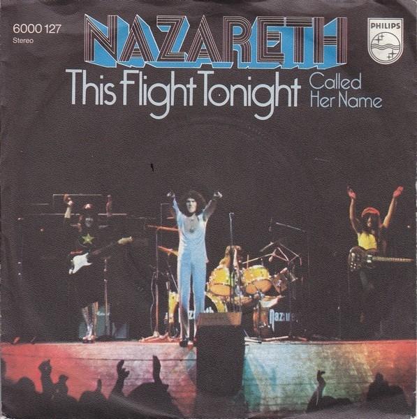 nazareth vinyl cassette