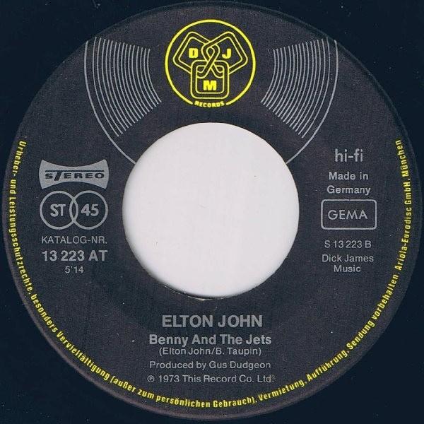 elton john vinyl cassette