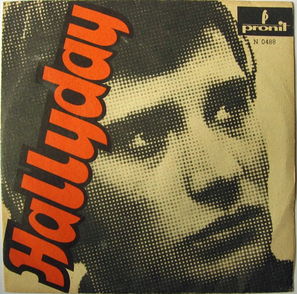 hallyday vinyl cassette