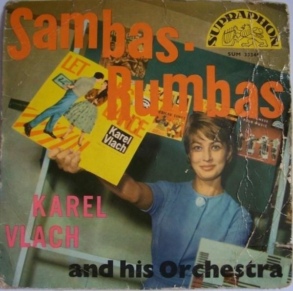 karel vlach vinyl cassette