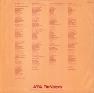 ABBA vinyl