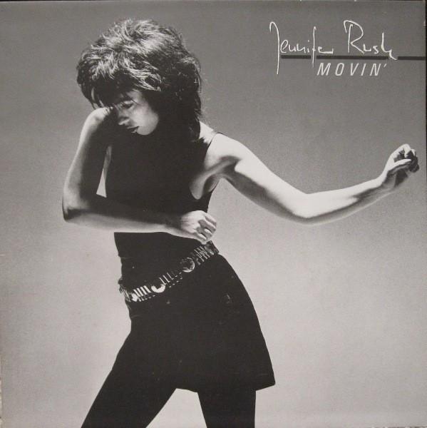Jennifer Rush vinyl