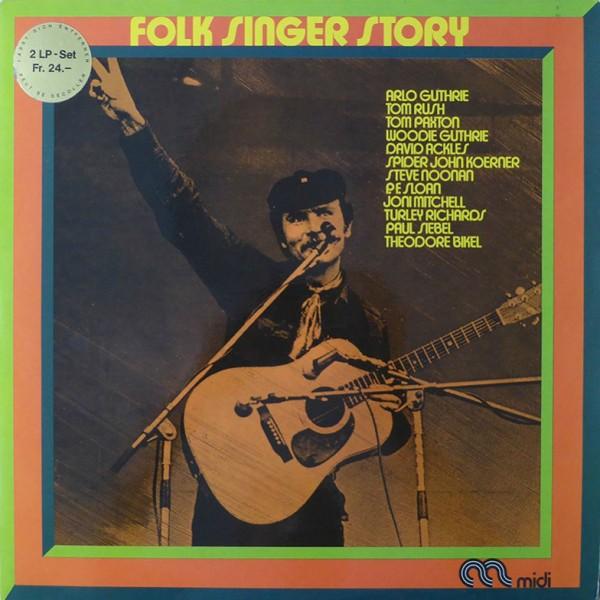 Folk Singer Story vinyl