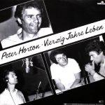 Peter Horton vinyl cassette