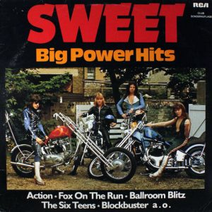 Sweet ‎– Big Power Hits