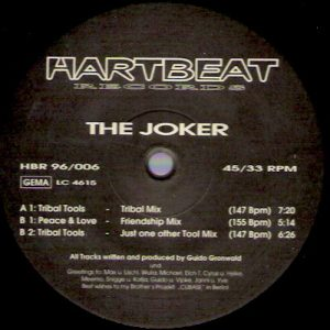 The Joker ‎– Tribal Tools